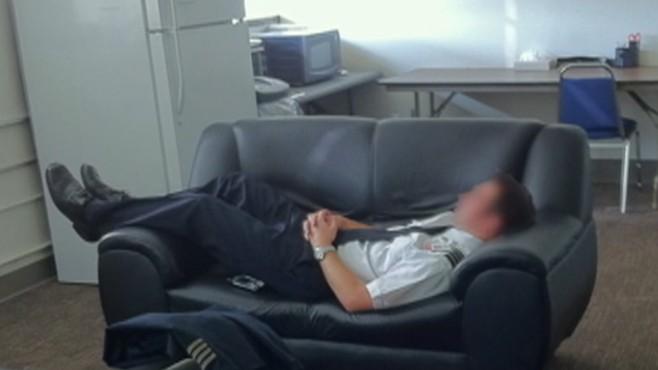 Pilot Fatigue and Crash Pads