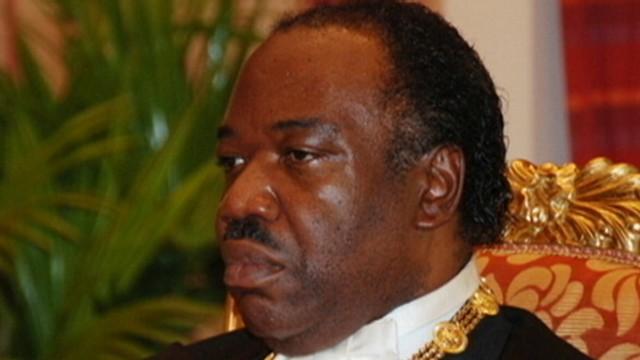 President Ali Bongo of Gabon Visits U.S.