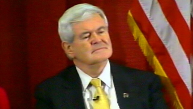 Exclusive: Newt Gingrich Lacks Moral Character to Be