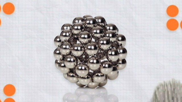 Proposed Ban on Magnet Toys Has Buckyballs Crying Foul
