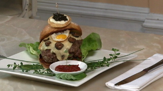 Real Whopper: Most Expensive Burger