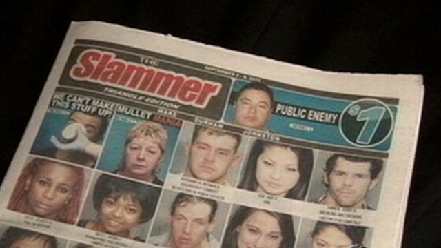 The Slammer: Get Arrested, And You Could Find Your Face in This