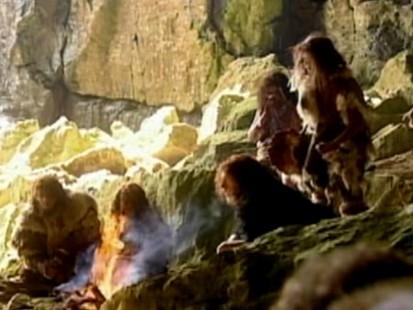 Cavemen Could Do It