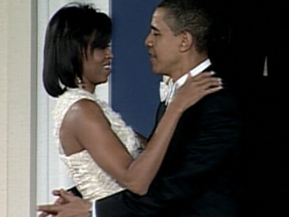 President and Mrs. Obama