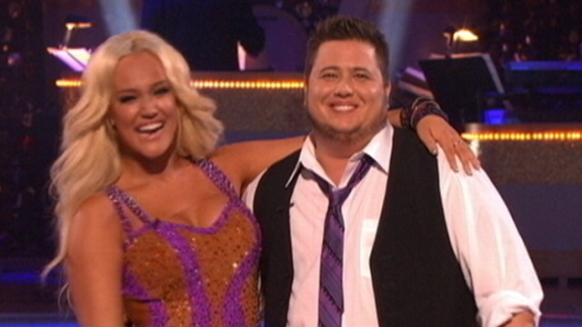 Chaz Bono Talks About His DWTS Debut