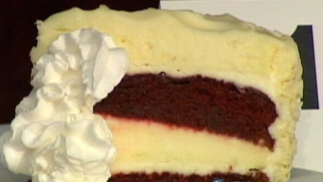 Cheesecake Factory Big Bite Small Cost