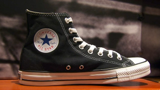 Inside Converse Shoes For Rebels Video Abc News