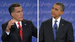 Obama vs. Romney: The First Debate