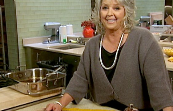 Paula deen david boulud thanksgiving dinner favorites abc news video food network star paula deen shares some of her favorite turkey day recipes forumfinder Gallery