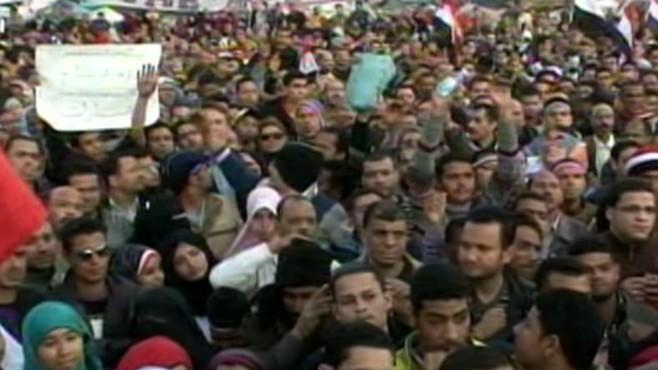 Mubarak Refuses to Go