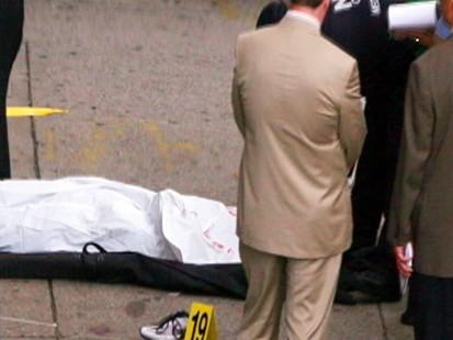 VIDEO: Store Clerk Recounts Shooting Armed Robber
