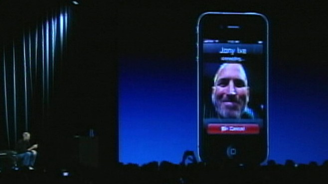 iPhone: Back to the Future