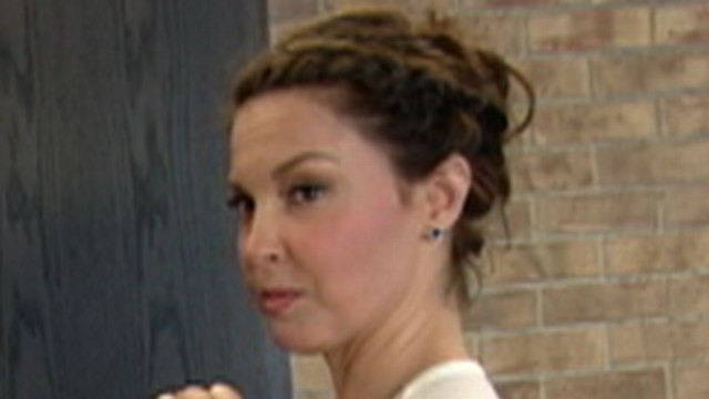 Ashley Judd on Dealing With Depression