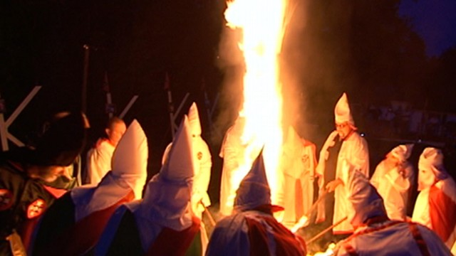 the justification and rationalization of the ku klux klan