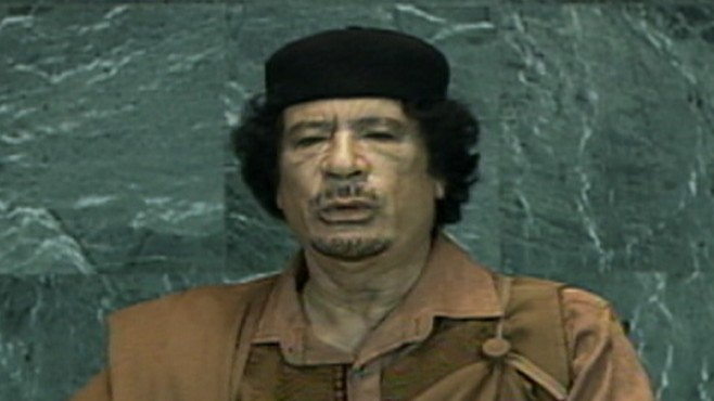 The Madness of Colonel Gadhafi
