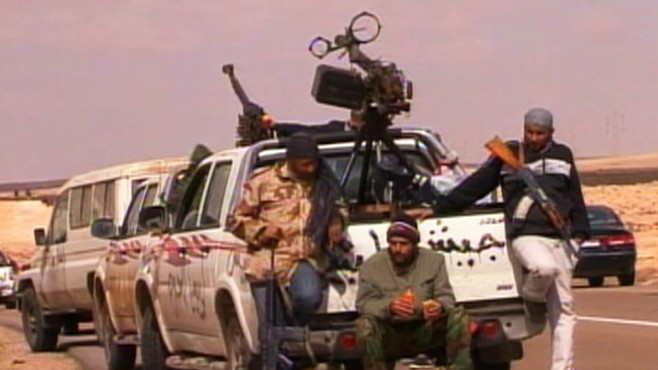 U.S. Arms to Libyan Rebels?