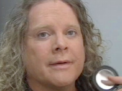 "VIDEO: Fitness guru tells ""Nightline"" the real deal behind his luscious locks."
