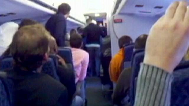 Flight Attendant Rant Sends American Airlines Flight Back to