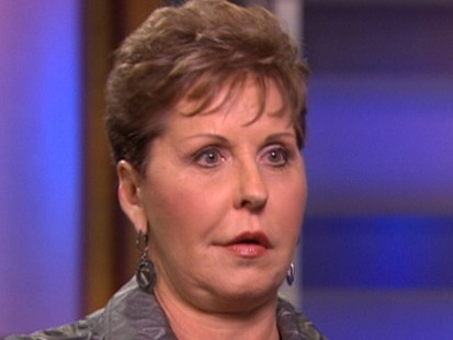 What is wrong with joyce meyers mouth