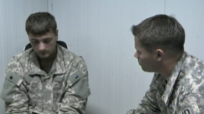 Soldiers Caught on Tape