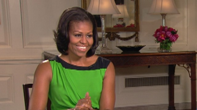 Michelle Obama on Her Passion to 'Make It Right' for Military