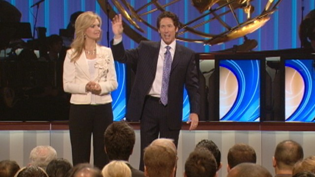 The Gospel According to Joel Osteen: God Wants You to Be