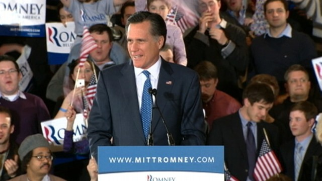 Super Tuesday Showdown: Romney Survives