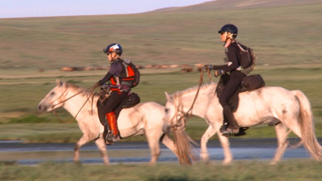 Blood, Sweat, and Wild Steeds: Inside the Longest, Toughest Horse Race on Earth