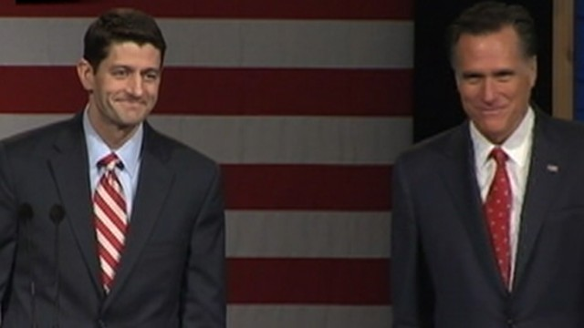Mitt Romney to Tap Paul Ryan as Running Mate