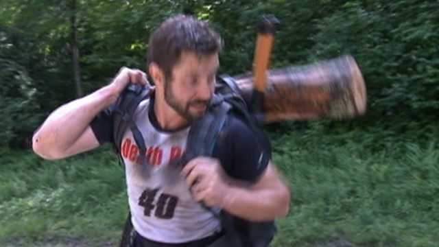Surviving the Spartan Death Race