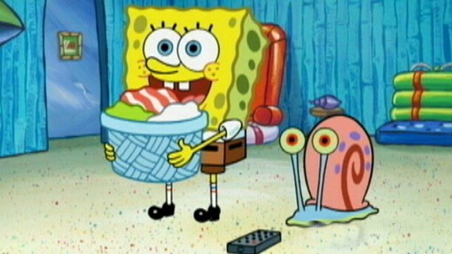 'SpongeBob SquarePants' Hurts Kids: Study | Hollywood Reporter
