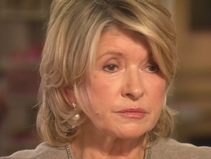 VIDEO: Martha Stewart compares herself to Rachael Ray.