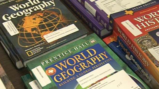texas textbook controversy essay The publisher of one of texas' controversial social studies textbooks has agreed to change a caption that describes african slaves as immigrant workers after a houston-area mom's social media complaints went viral over the weekend.