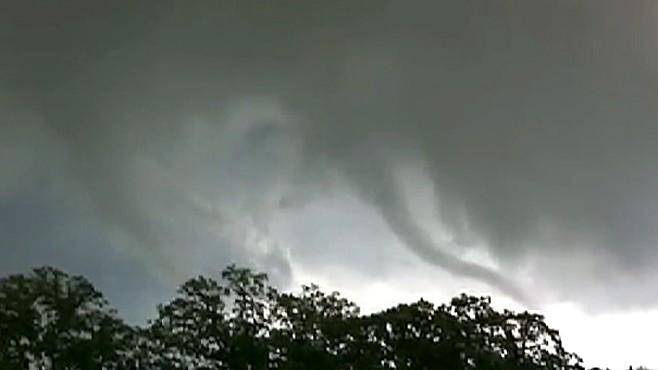 Severe Tornado Outbreak
