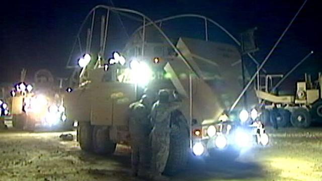 U.S. Troops: Coming Home