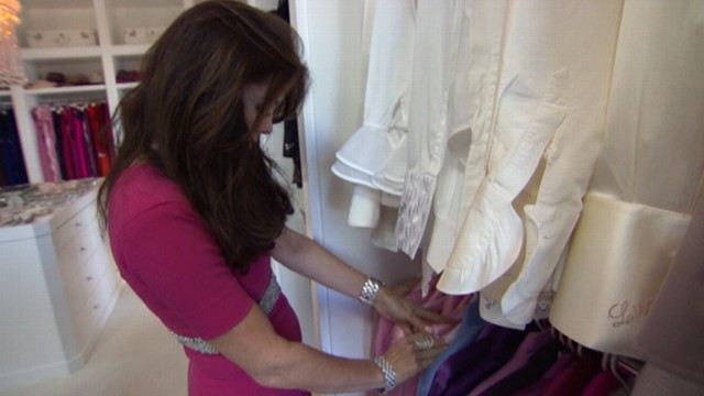 Inside Lisa Vanderpumps Posh Closet Video