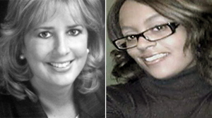 PHOTO Cindy Bischof of Illinois and Tiana Notice of Connecticut were both smart, strong women -- before they were murdered by their boyfriends.