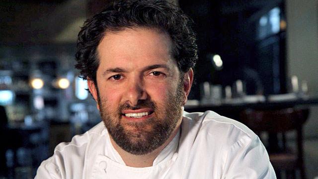 PHOTO:Chef Tony Maws