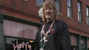 Peoples Platelist winner, Henry Chandler III, owner/chef of Henrys Louisiana Grill.