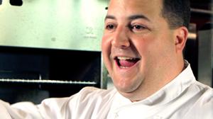 PHOTO Chef Josh Capon is shown at Lure Fishbar in Manhattan.