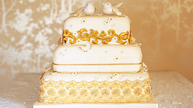 Photo Nbsp Pastry Chef Fiona Cairns Is Making The Royal Wedding Cake For Prince