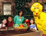Photo: Sesame Street 40th Anniversary