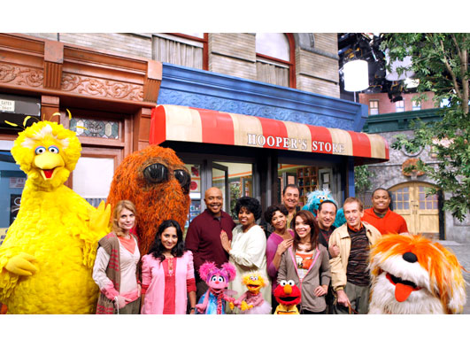 Sesame Street 40th Anniversary Cookie Monster Google Picture