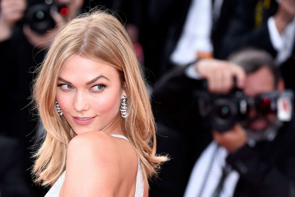 PHOTO: Model Karlie Kloss attends the 68th annual Cannes Film Festival on May 13, 2015 in Cannes, France.