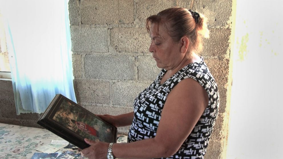 PHOTO: Paula, Gerardos widow, filed a wrongful death lawsuit against the U.S. government, CoreCivic and a guard in 2017.