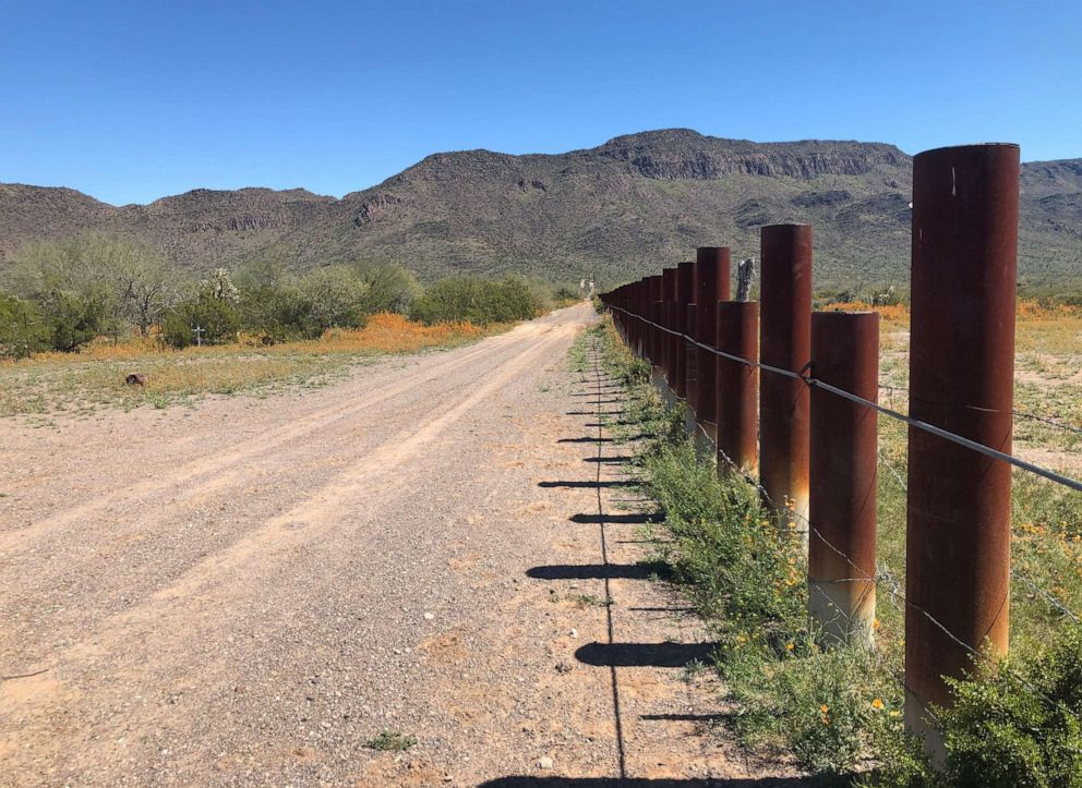 PHOTO: The Tohono Oodham Nation covers more than 60 miles of the U.S.-Mexico border.