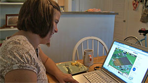 Photo: Facebooks FarmVille a Big Hit with Gamers: Students, Stay-at-Home Moms and Even Real-Life Farmers Are Playing FarmVille