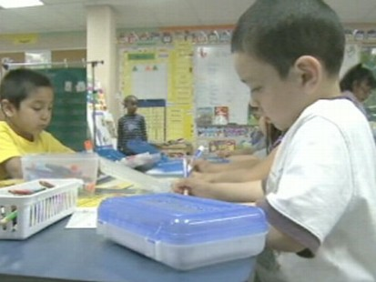 VIDEO: Schools develop programs to adjust to the growing problem.