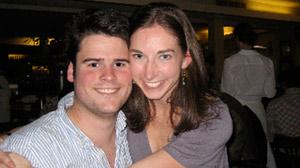 Couple both chosen as Rhodes Scholars