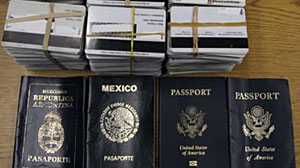 Photo: Fake IDs confiscated in Arizona